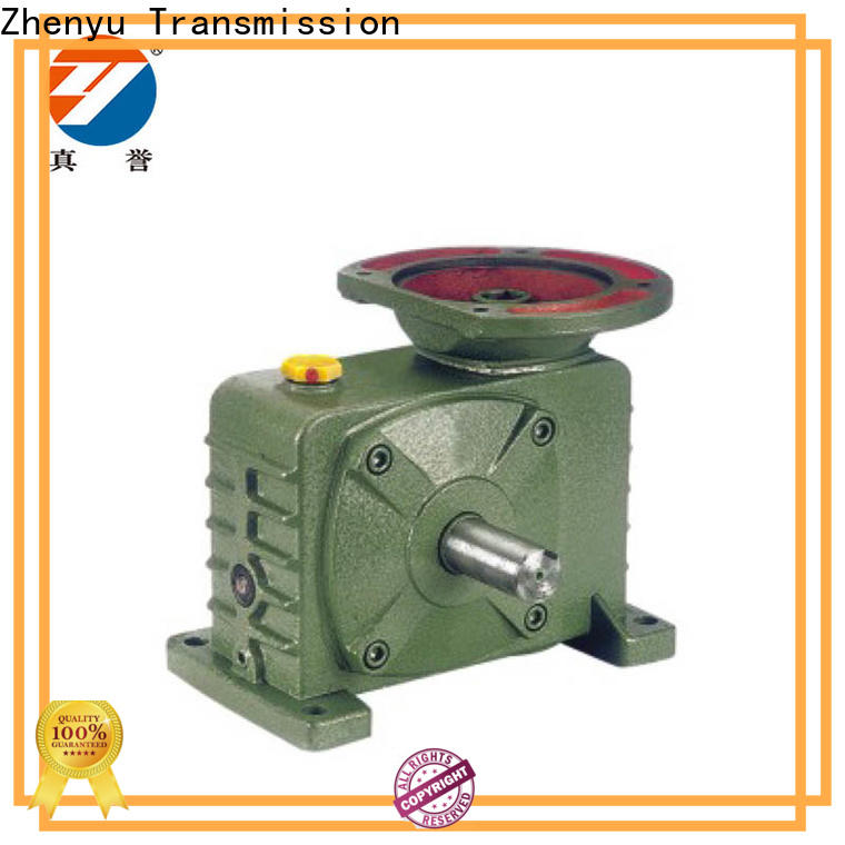 Zhenyu wpea gear reducers order now for mining