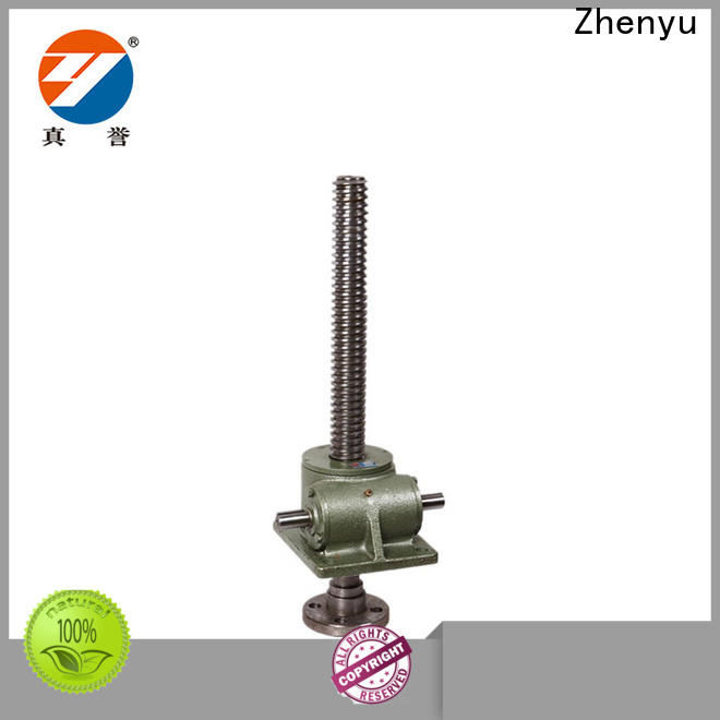 compact design screw jack mechanism screw manufacturer for light industry