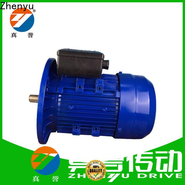 Zhenyu y2 ac synchronous motor buy now for transportation