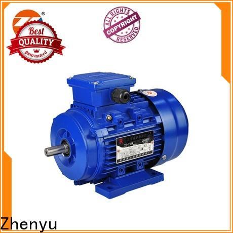 Zhenyu asynchronous single phase motor for chemical industry