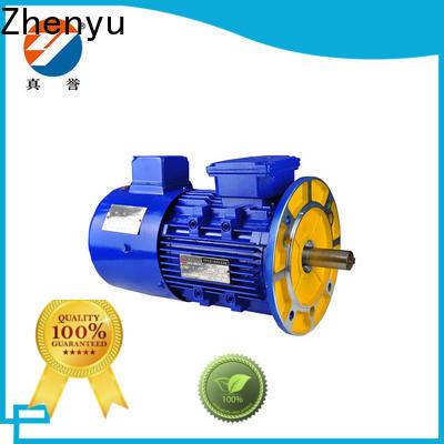 Zhenyu eco-friendly electric motor generator for machine tool