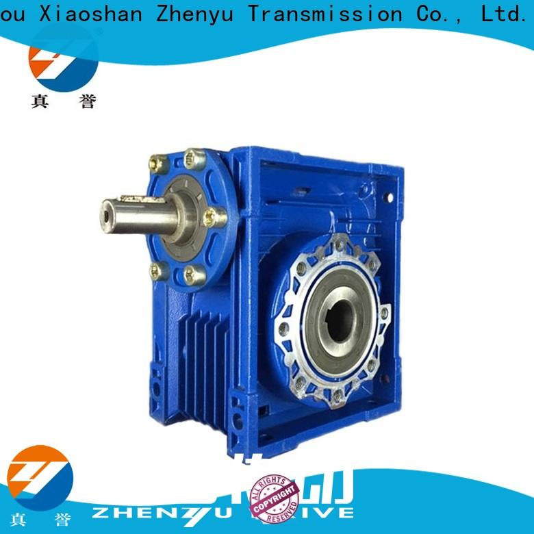 Zhenyu first-rate planetary gear reducer widely-use for printing