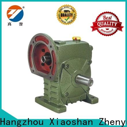 Zhenyu inline transmission gearbox for construction