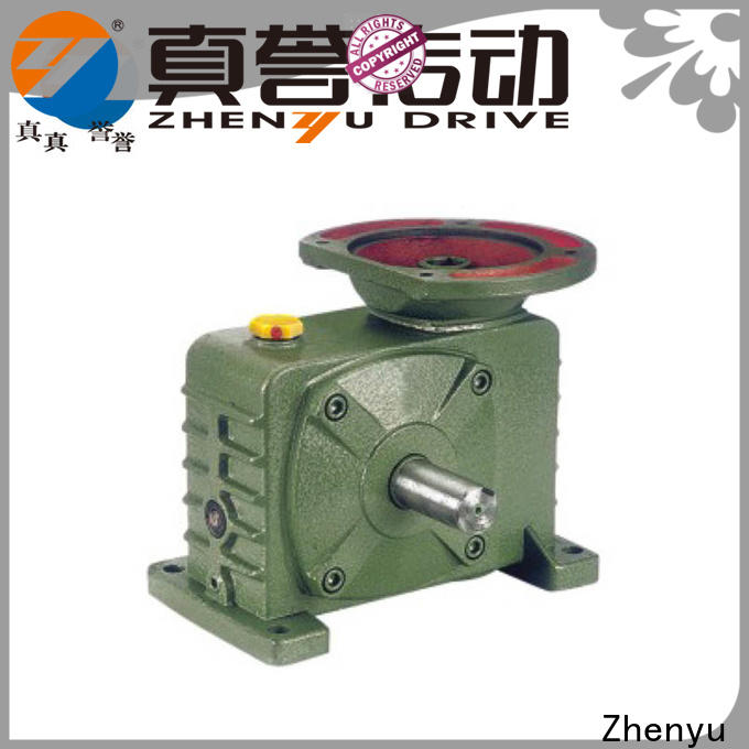 Zhenyu stage planetary gear reduction certifications for cement