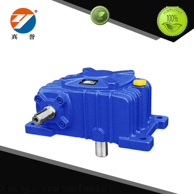 Zhenyu box transmission gearbox free design for metallurgical