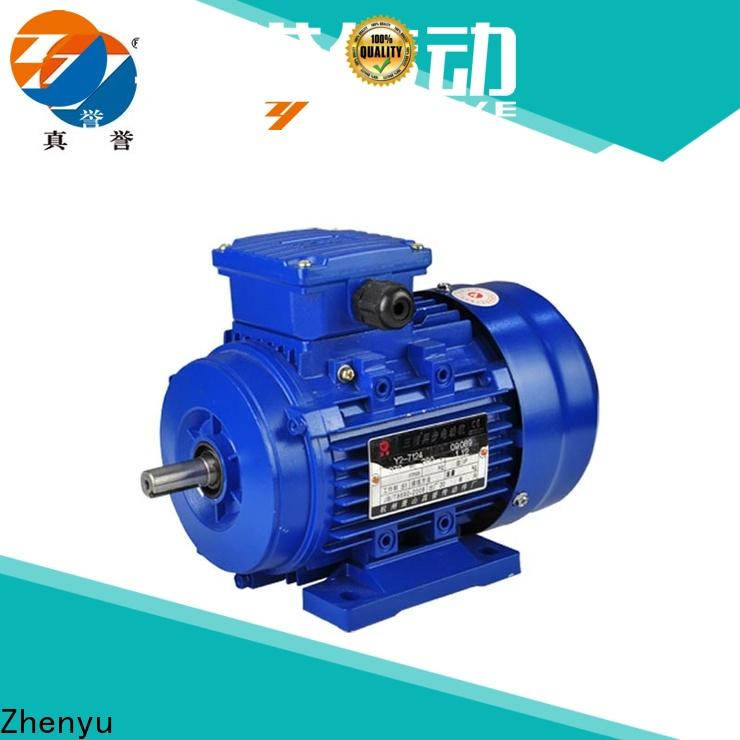 Zhenyu effective electrical motor free design for textile,printing