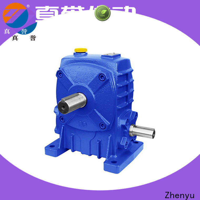 Zhenyu gearbox planetary reducer order now for lifting