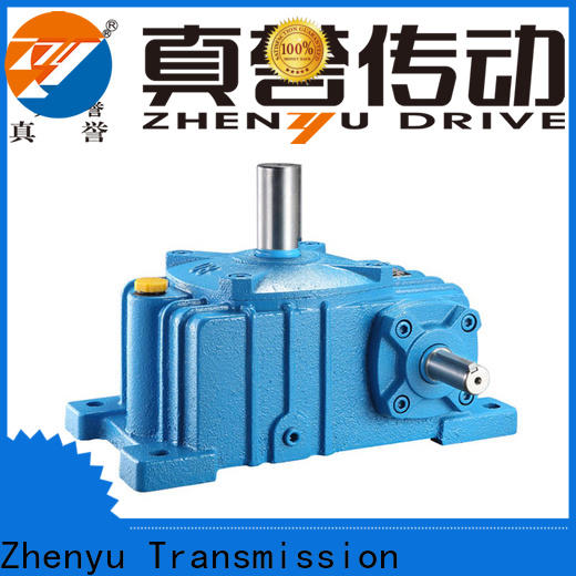 Zhenyu low cost gear reducer gearbox long-term-use for mining