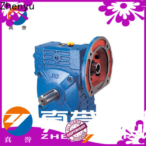 Zhenyu fine- quality planetary gear box widely-use for lifting