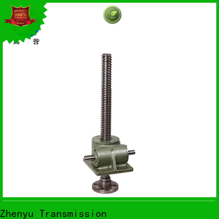 customized manual screw jack jack effectively for cement