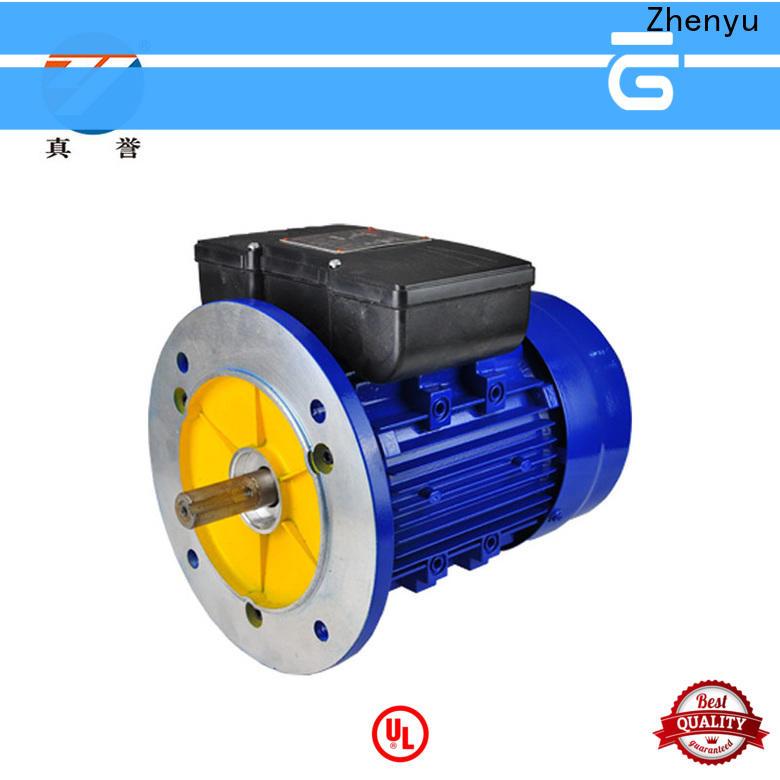 Zhenyu effective 3 phase motor for textile,printing
