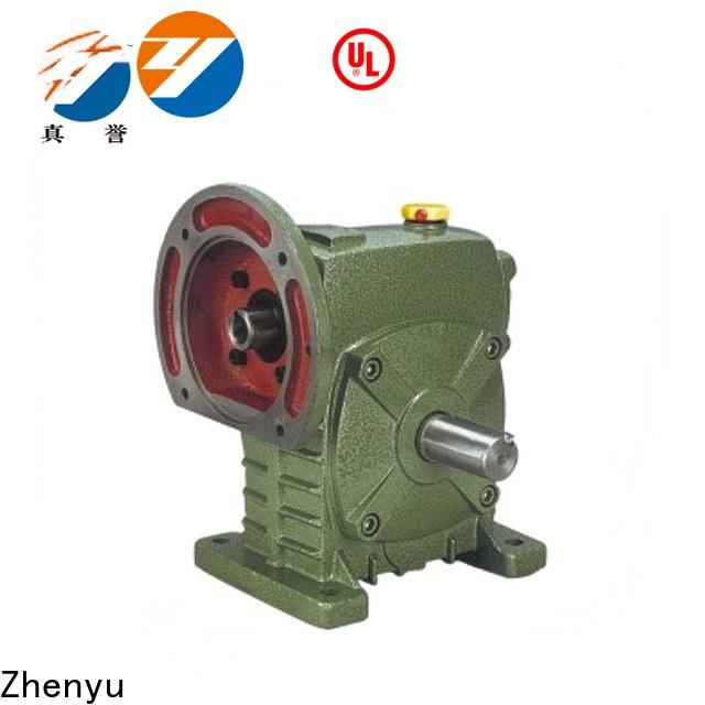 Zhenyu chinese speed reducer motor widely-use for lifting