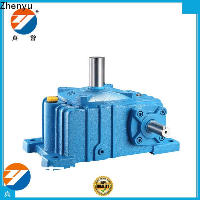 Zhenyu fine- quality reduction gear box free design for printing