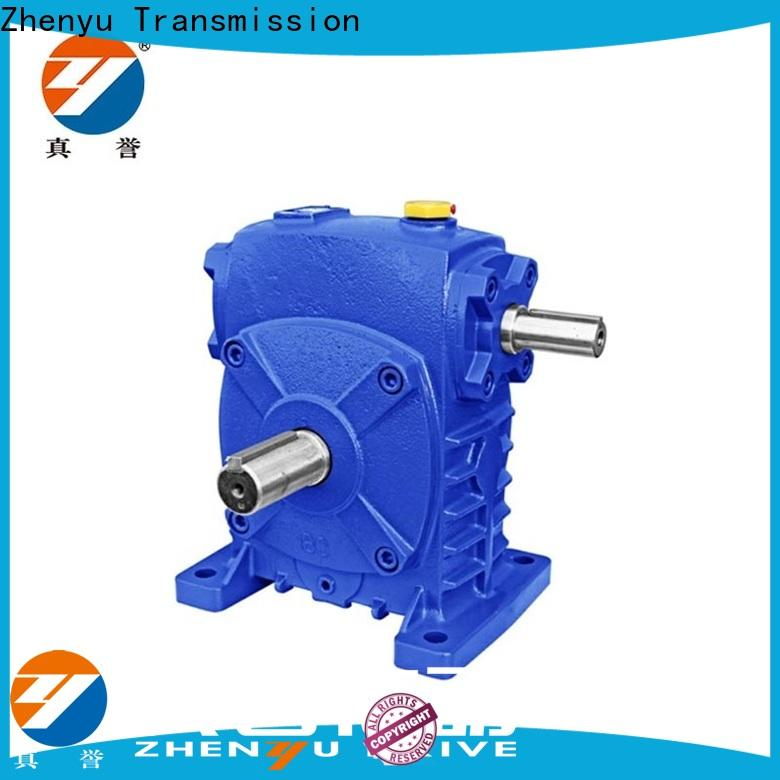 effective gear reducer wpea widely-use for transportation