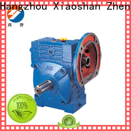 effective electric motor speed reducer reverse free design for cement