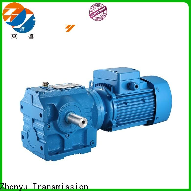 newly speed reducer for electric motor alloy free design for cement