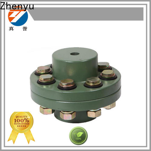Zhenyu easy operation flexible motor coupling check now for construction