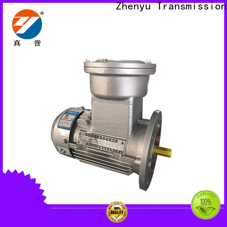 Zhenyu electric types of ac motor for wholesale for textile,printing