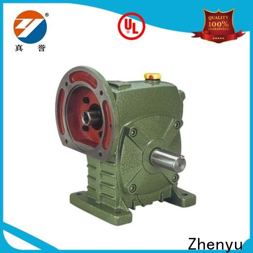 Zhenyu effective speed reducer free quote for lifting