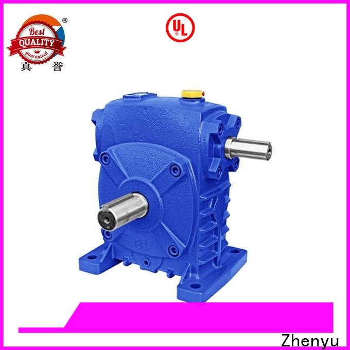 Zhenyu motor reducer free quote for light industry
