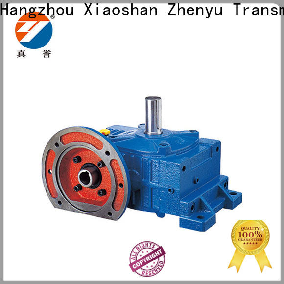 Zhenyu fine- quality speed reducer for electric motor free quote for wind turbines