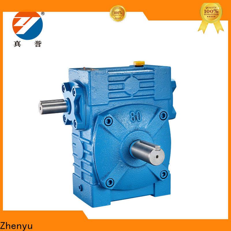 Zhenyu gear gear reducers widely-use for metallurgical