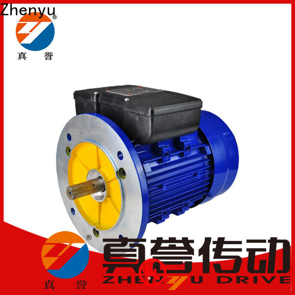 Zhenyu low cost electric motor generator at discount for mine