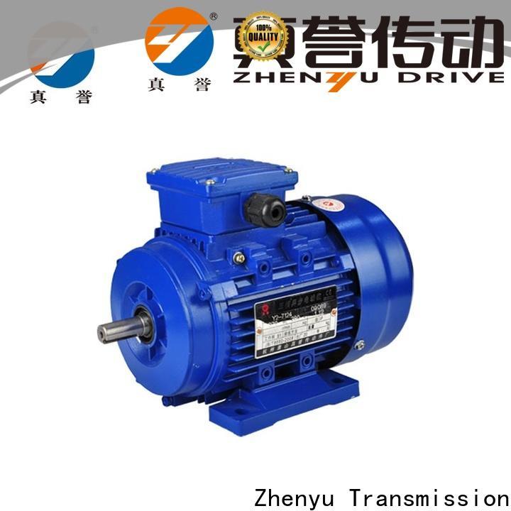 Zhenyu safety electromotor free design for textile,printing