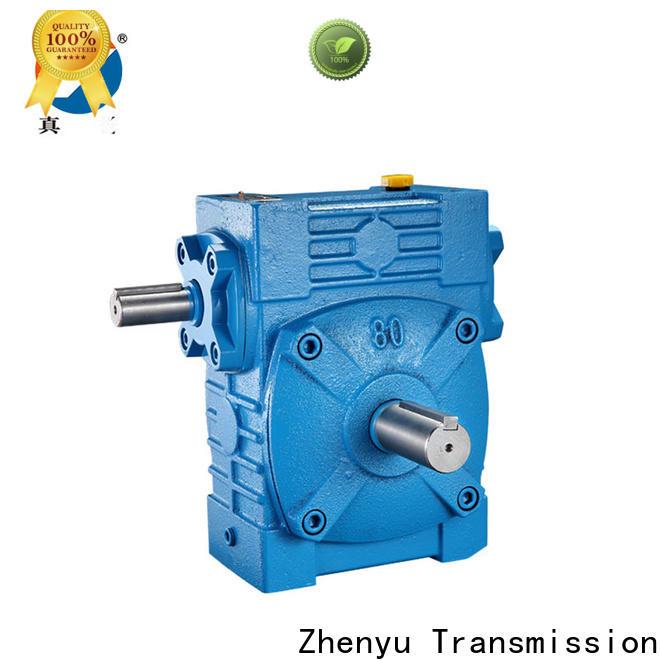 Zhenyu wpda transmission gearbox China supplier for cement