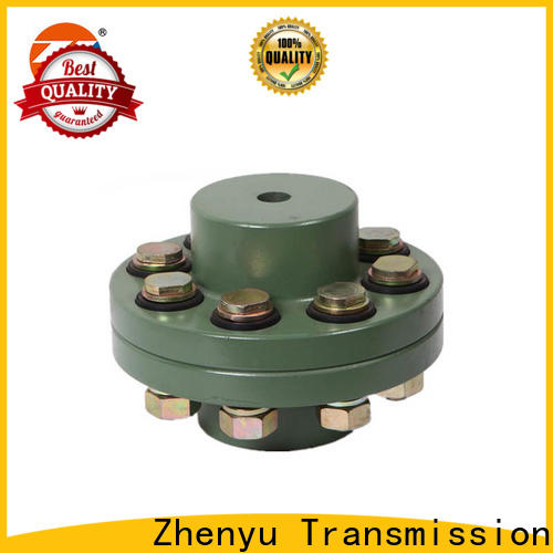 Zhenyu compact design gear coupling maintenance free for hydraulics