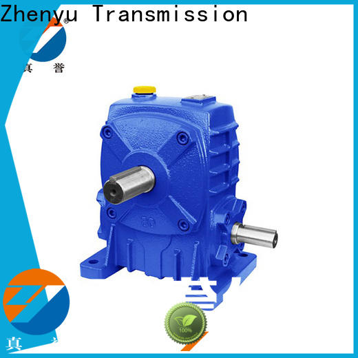 Zhenyu eco-friendly speed reducer motor long-term-use for wind turbines