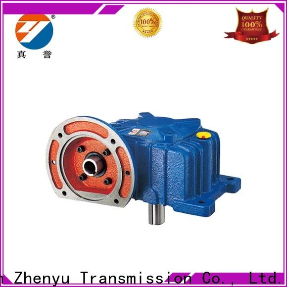 Zhenyu power variable speed gearbox free quote for mining