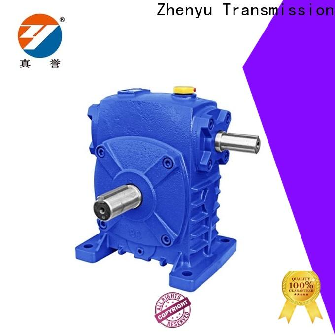 Zhenyu nmrv speed gearbox order now for printing