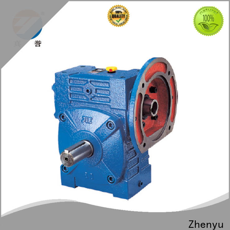 Zhenyu new-arrival transmission gearbox certifications for chemical steel