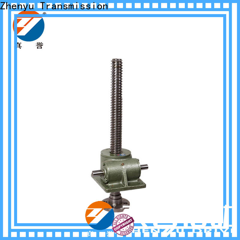 easy operation electric screw jack jack effectively for mining