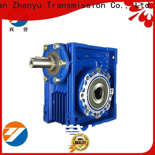 Zhenyu machine transmission gearbox China supplier for cement