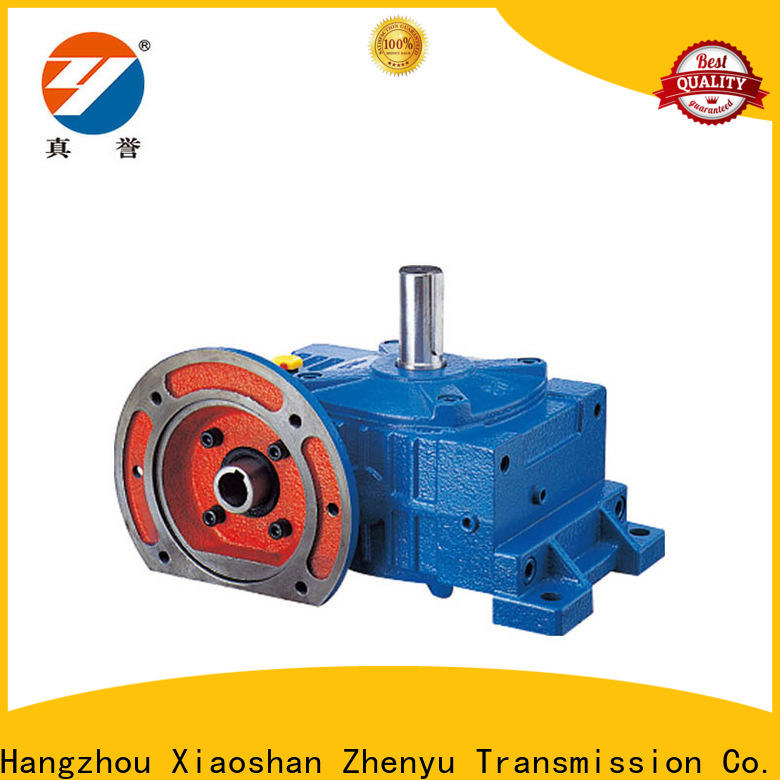 Zhenyu high-energy speed reducer gearbox for chemical steel