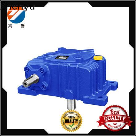 Zhenyu machine speed reducer motor certifications for light industry