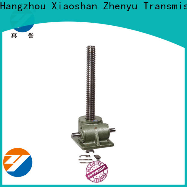 easy install electric screw jack swl producer for lifting