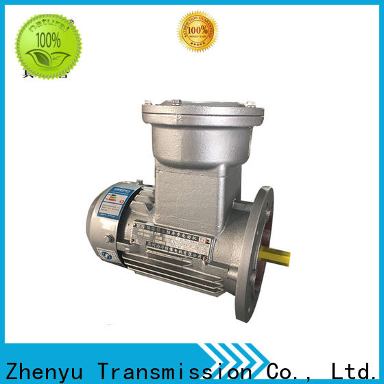 Zhenyu eco-friendly single phase electric motor buy now for machine tool