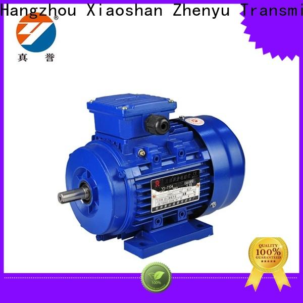 Zhenyu asynchronous types of ac motor for chemical industry
