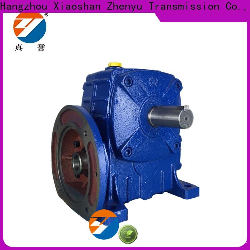 fine- quality inline gear reduction box worm widely-use for construction