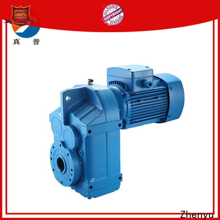 Zhenyu green gear reducer gearbox long-term-use for mining