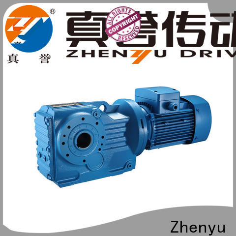 Zhenyu hot-sale variable speed gearbox certifications for metallurgical