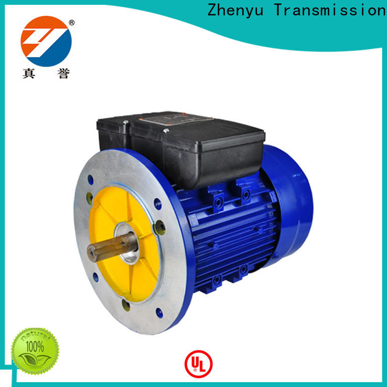 Zhenyu low cost electric motor supply at discount for machine tool