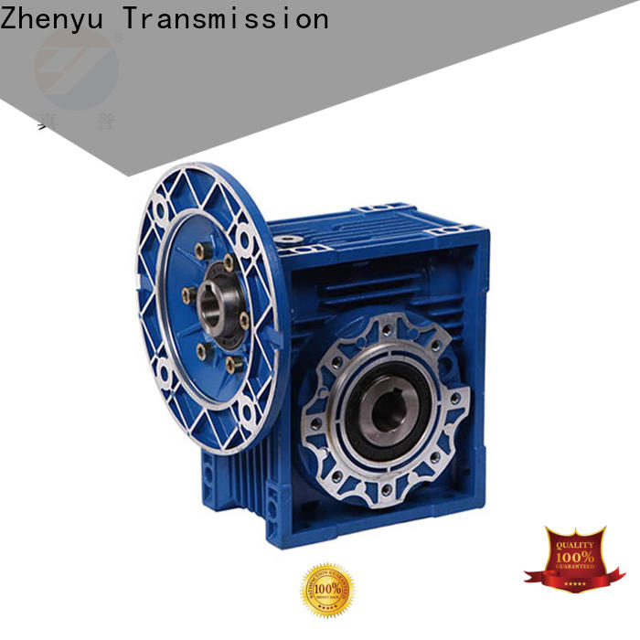 Zhenyu overview speed gearbox China supplier for metallurgical