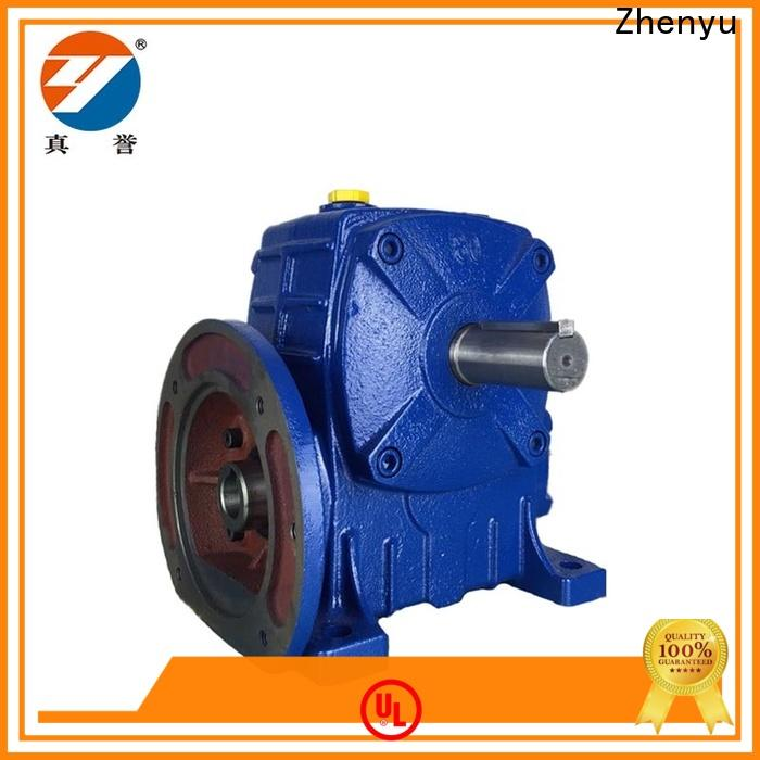 gear reducers planetary certifications for construction