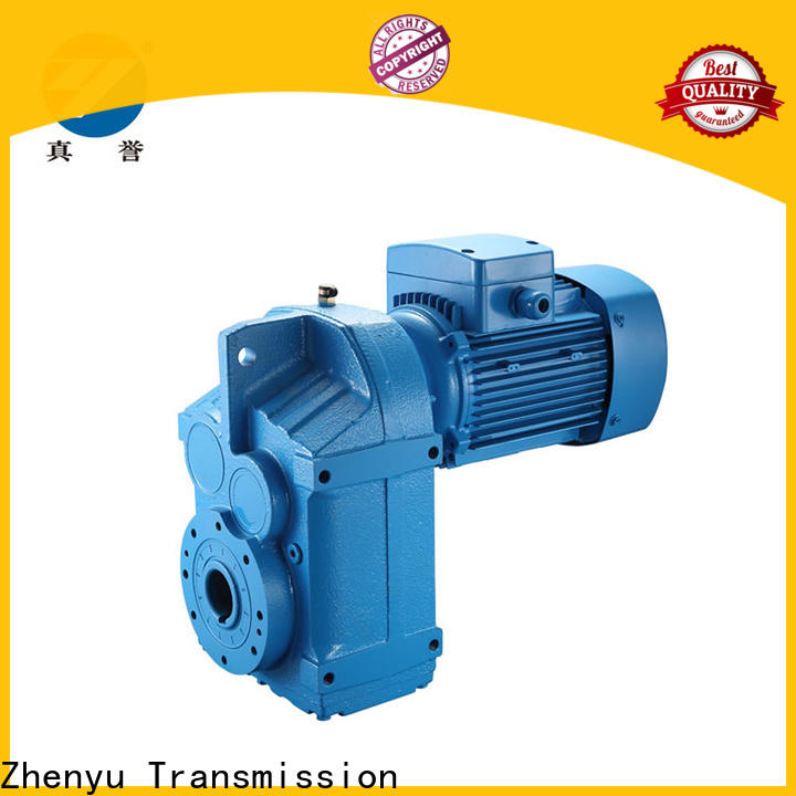 Zhenyu low cost planetary gear reduction long-term-use for mining