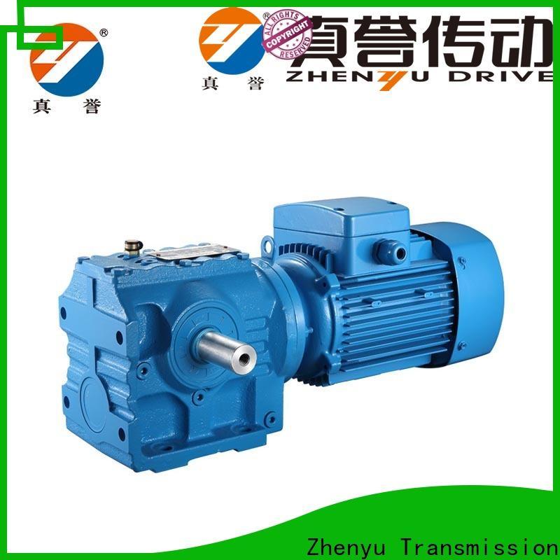 Zhenyu fine- quality gear reducer box widely-use for metallurgical