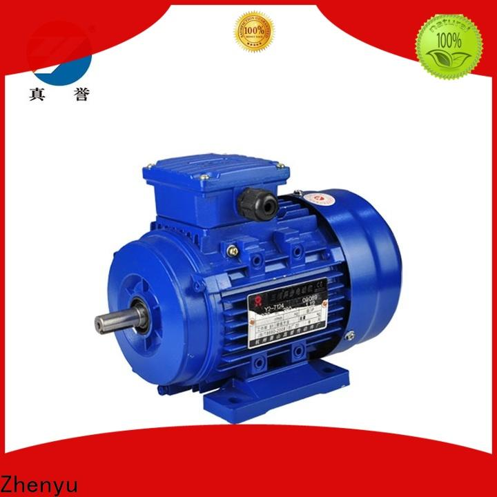 Zhenyu ac electric motor generator for wholesale for chemical industry